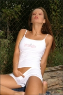 Sandra Shine in Panty Posing gallery from MPLSTUDIOS - #5