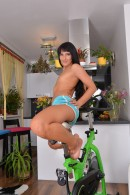 Megan Promesita in amateur gallery from ATKPETITES - #12