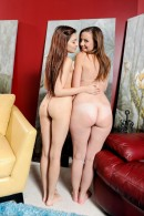 Summer Rae & Cassie Laine in lesbian gallery from ATKPETITES - #7