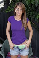 Mali Myers in nudism gallery from ATKPETITES - #8