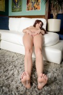 Hope Howell in footfetish gallery from ATKPETITES - #2