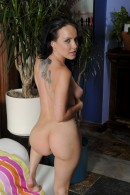 Katie St Ives in masturbation gallery from ATKPETITES - #6