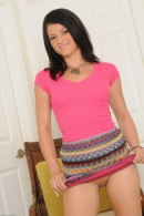 Aubrey Sky in upskirts and panties gallery from ATKPETITES - #12