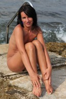 Megan Promesita in footfetish gallery from ATKPETITES - #14