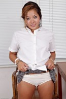 Morgan Lee in upskirts and panties gallery from ATKPETITES - #1