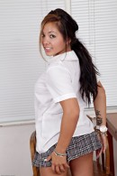 Morgan Lee in upskirts and panties gallery from ATKPETITES - #8