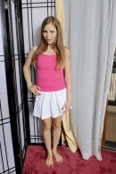 Avril Sun in upskirts and panties gallery from ATKPETITES - #1