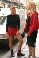 Sophie And Sandra in Behind The Scenes gallery from MPLSTUDIOS - #7