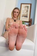 Freya in footfetish gallery from ATKPETITES - #13