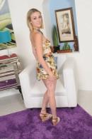 Freya in footfetish gallery from ATKPETITES - #8