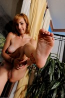 Mandii Ray in footfetish gallery from ATKPETITES - #2