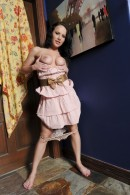 Katie St Ives in upskirts and panties gallery from ATKPETITES - #11
