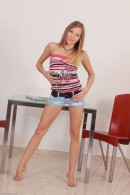 Avril Sun in masturbation gallery from ATKPETITES - #1