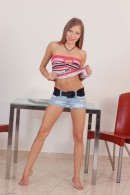 Avril Sun in masturbation gallery from ATKPETITES - #8