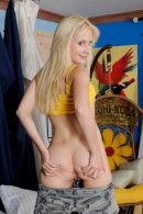 Odette Delacroix in masturbation gallery from ATKPETITES - #11