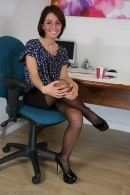 Madam K in Office Gals and Teachers gallery from ATKPETITES - #10