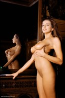 Monna in Mirror gallery from ERROTICA-ARCHIVES by Erro - #10
