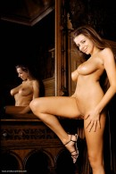 Monna in Mirror gallery from ERROTICA-ARCHIVES by Erro - #11