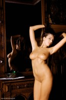 Monna in Mirror gallery from ERROTICA-ARCHIVES by Erro - #8