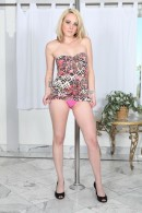 Ashley Stone in upskirts and panties gallery from ATKPETITES - #9