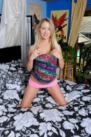 Mandy Armani in masturbation gallery from ATKPETITES - #8