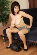 Altaira in hairy fun gallery from ATKPETITES - #10