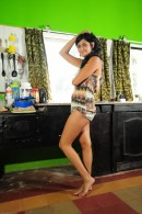 Paz in exotic and hairy gallery from ATKPETITES - #10