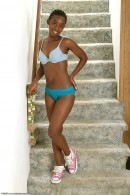 Liyah in black women gallery from ATKPETITES - #8