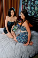 Ashley Storm & Zoey Kush in lesbian gallery from ATKPETITES - #8