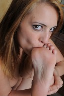 Cheyenne in footfetish gallery from ATKPETITES - #4