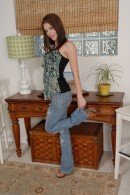 Kiera Winters in footfetish gallery from ATKPETITES - #10