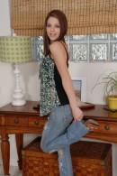 Kiera Winters in footfetish gallery from ATKPETITES - #9