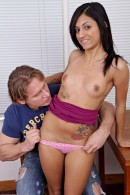 Elena Nichols in action gallery from ATKPETITES - #9