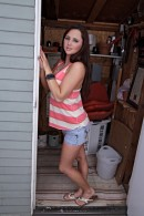 Hope Howell in nudism gallery from ATKPETITES - #1