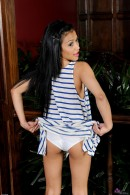 Sydnee Taylor in upskirts and panties gallery from ATKPETITES - #8