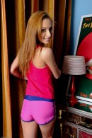 Katie Marie in uniforms gallery from ATKPETITES - #8