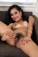 Amy Latina in exotic and hairy gallery from ATKPETITES - #7