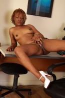 Vixen Fyre in black women gallery from ATKPETITES - #15