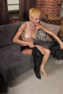 Dani in scary hairy gallery from ATKPETITES - #2