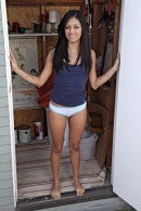 Elena Nichols in upskirts and panties gallery from ATKPETITES - #13