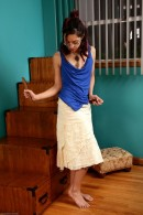 Miyu in exotic and hairy gallery from ATKPETITES - #10