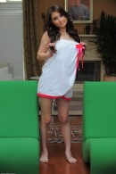 Bliss Dulce in masturbation gallery from ATKPETITES - #1