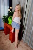 Chloe Lynn in footfetish gallery from ATKPETITES - #8