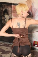 Dani in scary hairy gallery from ATKPETITES - #10