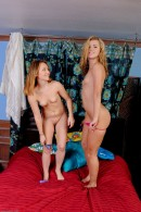 Jessie Rogers & Alisa Ford in lesbian gallery from ATKPETITES - #11