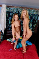 Jessie Rogers & Alisa Ford in lesbian gallery from ATKPETITES - #12