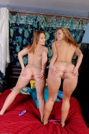 Jessie Rogers & Alisa Ford in lesbian gallery from ATKPETITES - #14