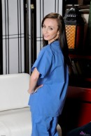 Katie Marie in uniforms gallery from ATKPETITES - #1