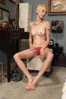 Dani in scary hairy gallery from ATKPETITES - #14
