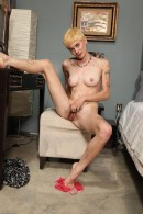 Dani in scary hairy gallery from ATKPETITES - #4